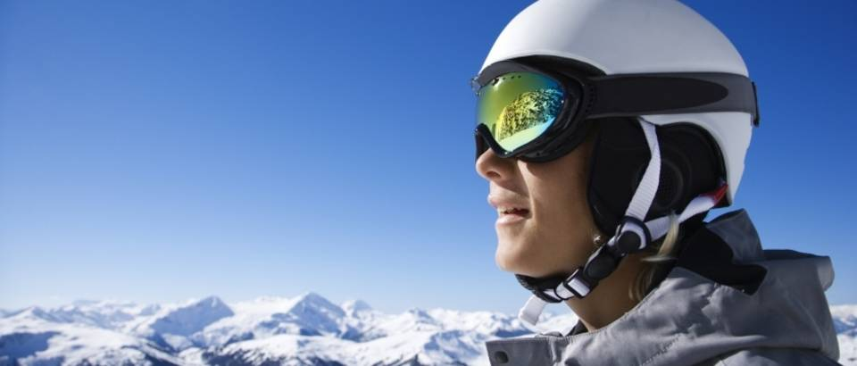 suncane naocale, zima, snijeg, skijanje