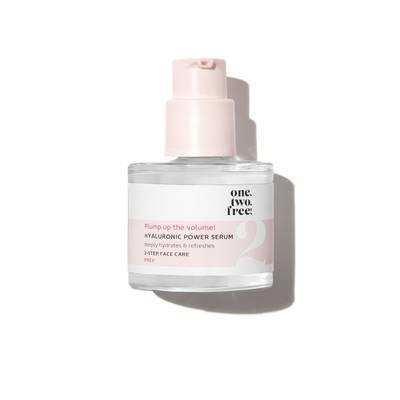 One.two.free! Hyaluronic Power Serum (30 ml), serum za njegu lica, 169 kn