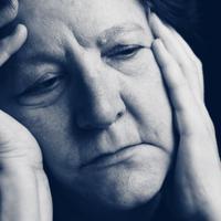 Zena, bol, tuga, depresija 2