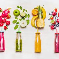 Smoothie voće povrće