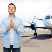 strah od letenja Shutterstock 267687956