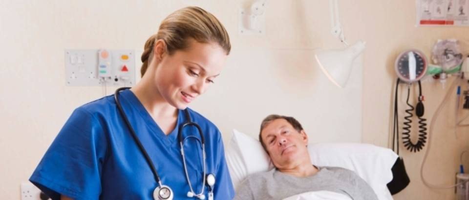bolnica, pacijent, medicinska sestra, operacija