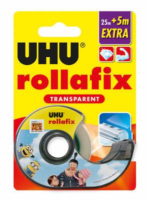UHU rollafix 25m+5m extra BTS