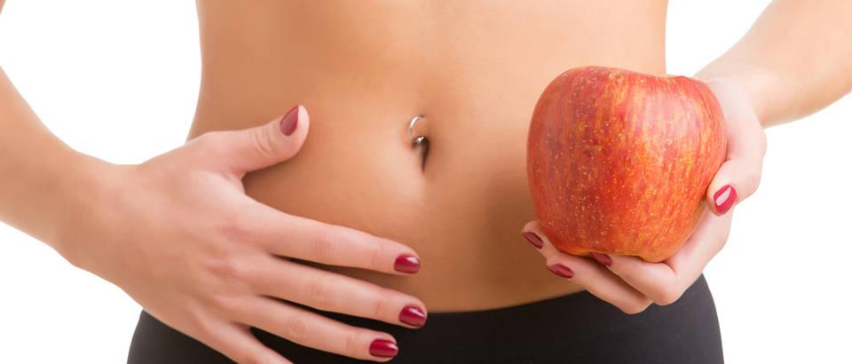 Trbuh jabuka metabolizam zdravlje žena shutterstock 312574922