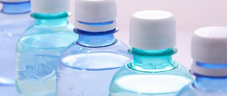 plasticne boce, plasticna boca, voda, bisfenol a, flasirana voda