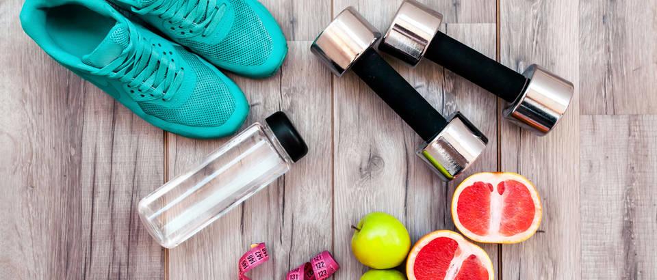 Fit fitness prehrana mršavljenje shutterstock 362066123