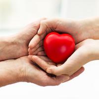 Srce pomoć ruke shutterstock 319607039
