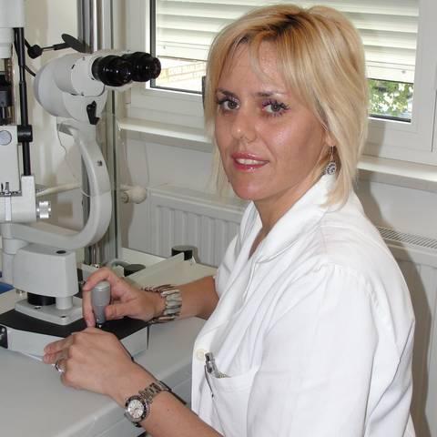 dr. Irena Vladušić, irena vladusic, monokl