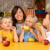 djeca vegetarijanci