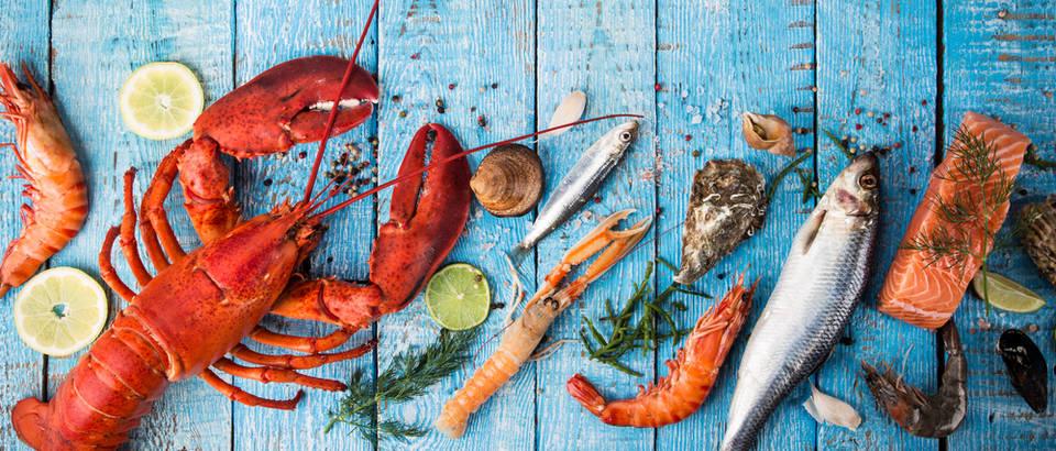 plodovi mora, Shutterstock 644933176