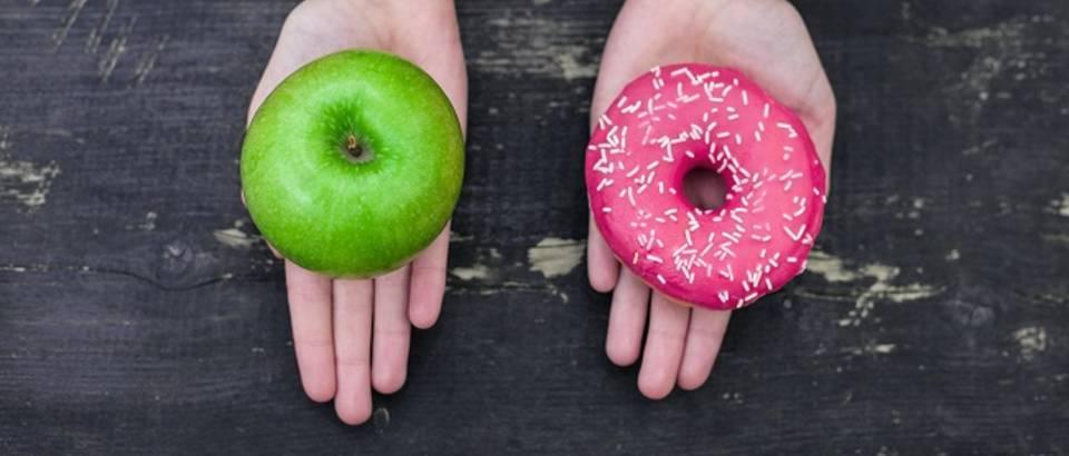 Jabuka krafna kalorije