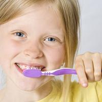 Zubi, cetkanje, dijete