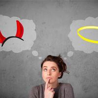zena, dilema, Shutterstock 156779513