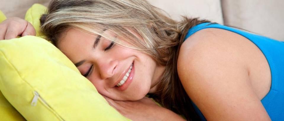 zena san spavanje odmor