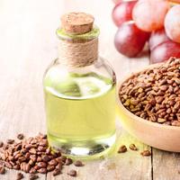 ulje, sjemenke grozda
