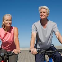 bicikl-par-vjebanje-fitness-biciklizam-star