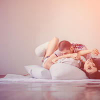 seks, par, Shutterstock 123617179