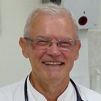 Mr.sc. Miroslav Bates, dr.med, internist kardiolog