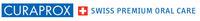 albidus curaprox swiss logo