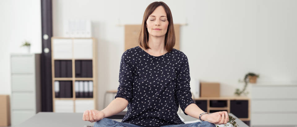 meditiranje na poslu