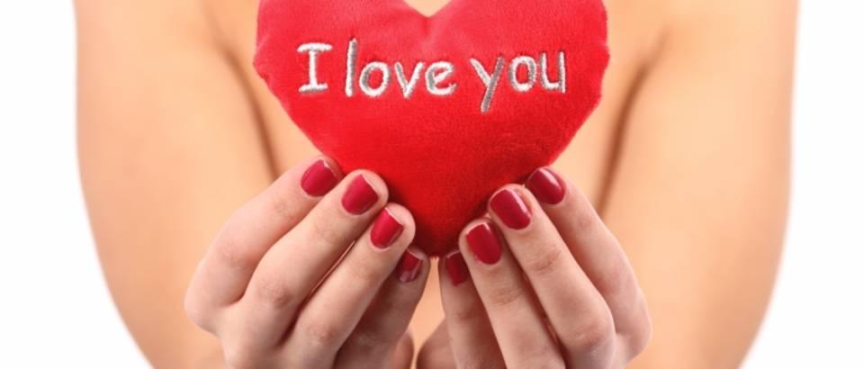 Srce, valentinovo, ljubav