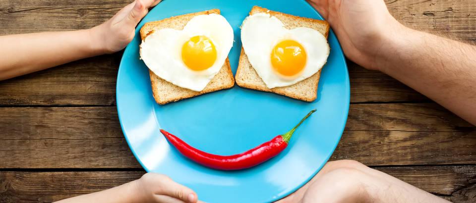 Jaja doručak shutterstock 182203499