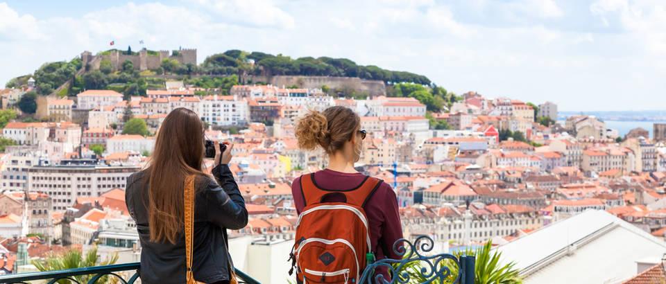 Lisabon prijateljice