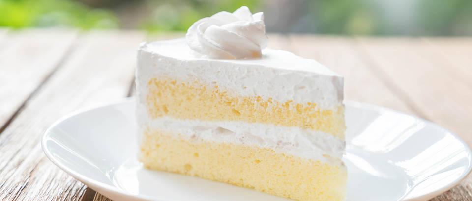 kolac vanilija