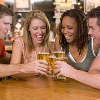 Drustvo, zabava, alkohol, pivo