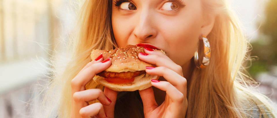 Hamburger, žudnja