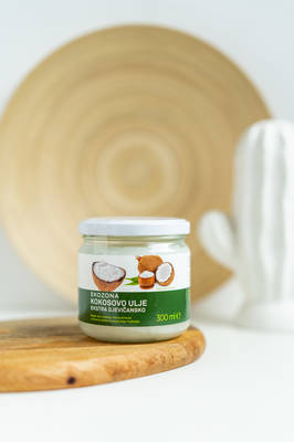 EKOZONA Kokosovo ulje bez mirisa 24,90 HRK
