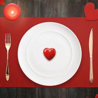 tanjur, srce Shutterstock 374754985