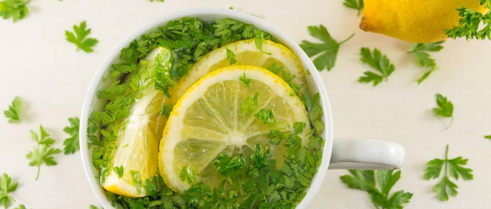 recept za mrsavljenje od persuna i limuna