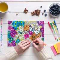 Kreativnost terapija bojanje bojanka shutterstock 417832405