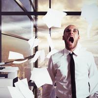 muskarac pod stresom, stres, Shutterstock 277371893