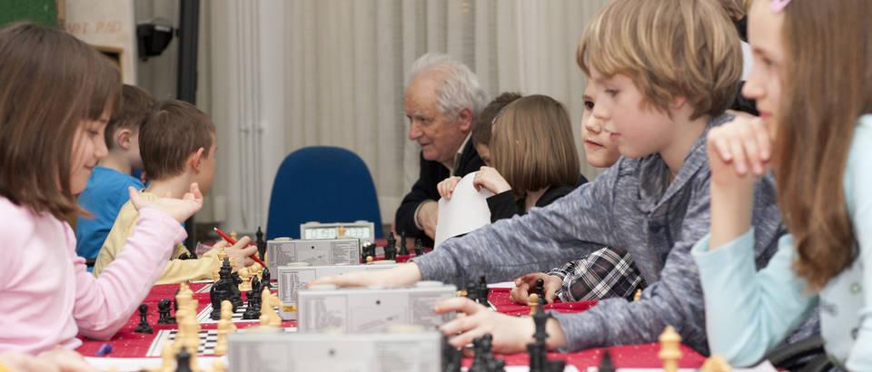 Šah i djeca