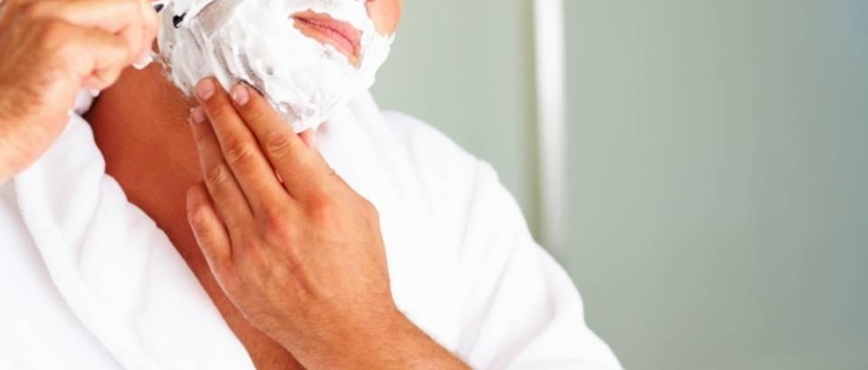 brijanje, brada
