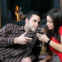 par, zavođenje, vino, seks