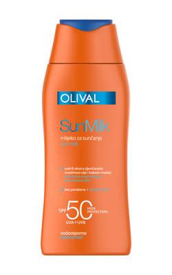 SunMilk mlijeko SPF50