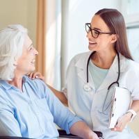 medicinka sestra, briga, pacijent