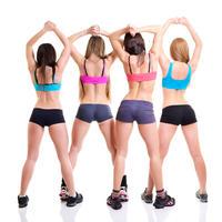 fitness, misici, guza, straznjica, shutterstock