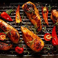 piletina, roštilj, Shutterstock 321724166