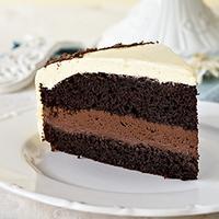Torta od čokolade i naranče_naslovna