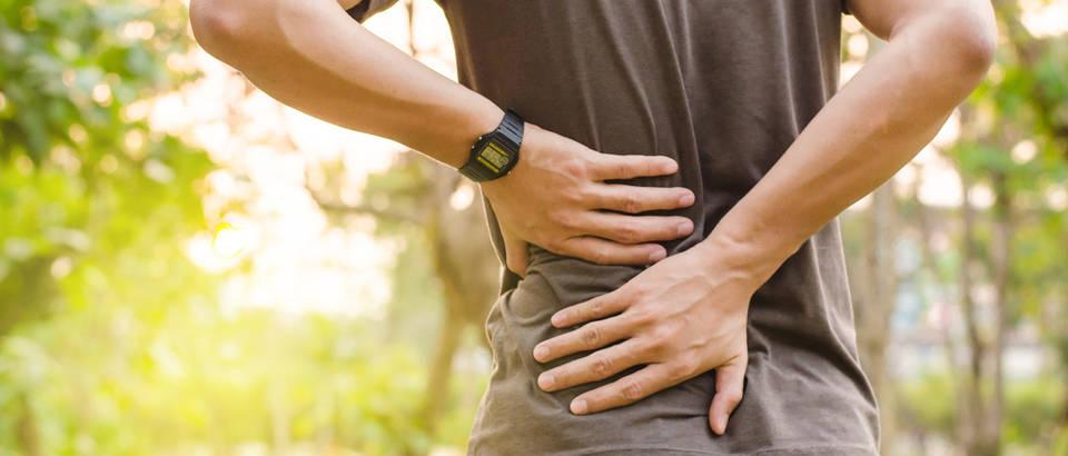 bol leđa, Shutterstock 607977332