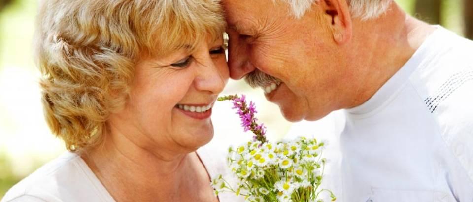 stariji par zaljubljenost