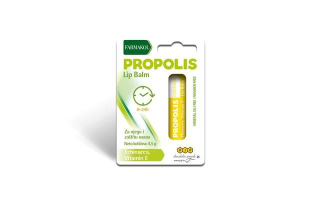 Pip lip balm propolis