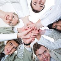 okup, suradnja, partnerstvo, sreca, zajednistvo