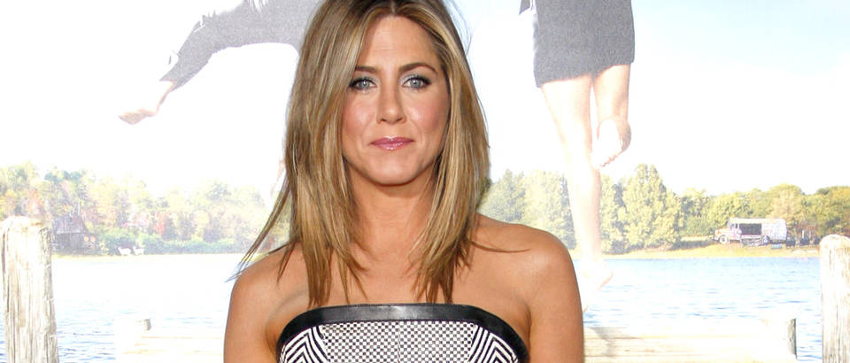 Jennifer Aniston shutterstock 372310192