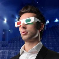 3D naočale, kino
