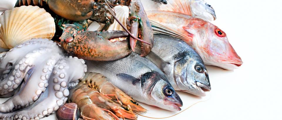 riba, ribe, plodovi mora, Shutterstock 94725499,